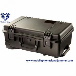 China Walki -Talki Portable Type Military Cell Phone Signal Bomb Jammer on sale