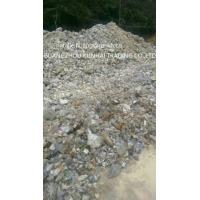 Steel Industry Fluorspar Ore 10 - 70mm With High Grade CaF2 92%