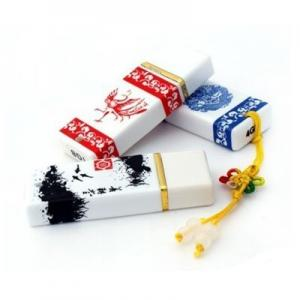 China ceramic usb flash drive 1GB-16GB  on sale