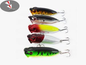 China 65mm 13g Hot Selling 2016 Fishing Lure Popper Lure Wholesale Hard Bait Fishing Lure on sale