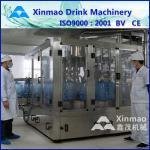 Роторная машина завалки воды 3 галлонов/5 галлонов для чистых воды/минеральной воды