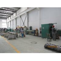 Steel Wire Sheller Rust Remover Machine , Wire Brush Grinder Machine 1440rpm Speedd