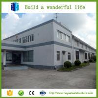 HEYA prefabricated cement storage units warehouse sheds design