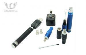 China Black Ago G5 510 E-Cigarette 650mah Lcd Battery , Dry Herb Vaporizer Pen on sale