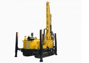 China 55kw 300m Depth Crawler Mounted Well Drilling Equipment on sale