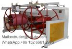 Micro Duct PE Silicone Core Pipe Production Line /High speed telecom pipe extruder/automatic telecom pipe extruder