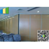 China Room Dividers Hanging Sliding Door High Configuration Internal Folding Door on sale