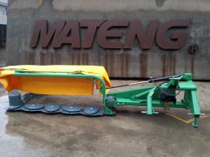 China New design Disc mower with PTO shaft for tractor equipments, different working size can be choose. on sale