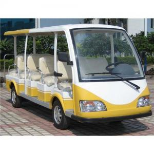 China Electric tourist coach on sale