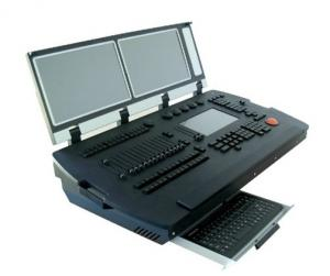 China Lighting controller console equipment lighting accessories with flycase packing on sale