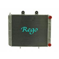 China Aftermarket Polaris Aluminum ATV Radiator Core Replacement High Performance on sale