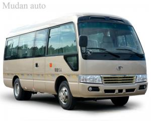 China Cummins engine EQB125-20 RHD 10~ 23 seats Coaster Minibus type on sale