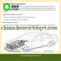 Auto Air Conditioning System Hose