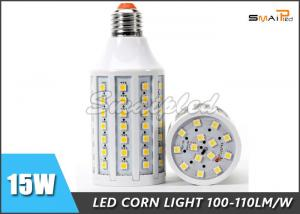 China Energy Saving Eqistar Dimmable LED Corn Bulb 15W With SMD 5050 Chips on sale