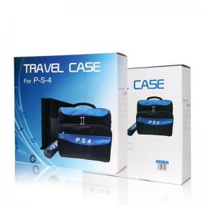 China Playstation 4 Game Console Carrying Case / Shockproof PS4 Console Travel Bag on sale