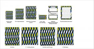 """China 3""""x5 PP cover Spiral Index Card  on sale"""