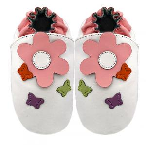China factory supply beautiful baby soft sole toddler shoes on sale