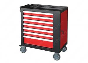 Middle Heavy Gauge Mechanics Roller Cabinet Mobile Metal Tool