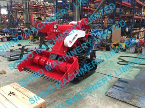 China hot sale SIHNO4LZ-0.7, 12hp 14hp Mini Combine Harvester Agricultural Machinery on sale