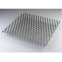 China El aluminio resistente amplió la malla metálica, malla ampliada de la calzada del metal on sale