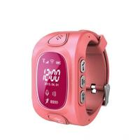 China MTK GPS Tracking Watch for Kids with Real Time Tracking and SOS Alert on sale
