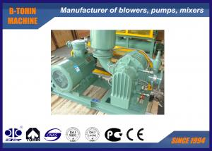 China Roots Rotary Biogas Blower , special gas compressor DN125 capacity 840m3/h on sale