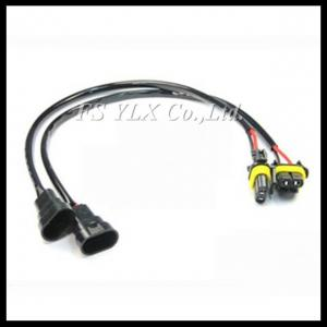 9006 HB4 Male Female LED Xenon Wiring Harness Connector Socket For HID