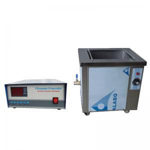 China 27khz/28khz/29khz Ultrasonic Cleaning Machine 110V / 220V AC Voltage Long Lifespan on sale