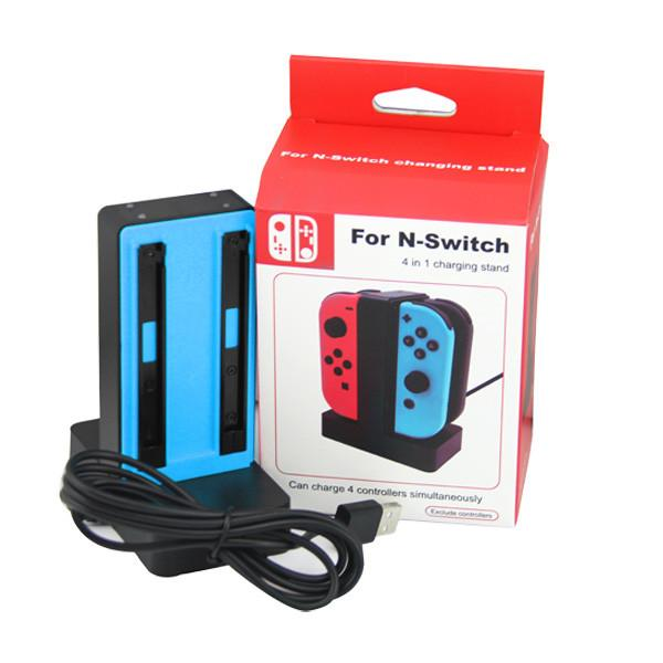 Hot Sell Joy-Con Charging Dock for NS Nintendo Switch with