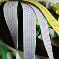 China wholesale Factory supply Transparent Custom Printing Silicone Elastic Rubber Band on sale