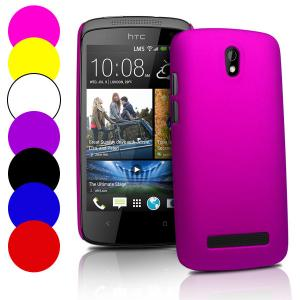 China Eco - friendly Protective Hybrid Hard HTC Cell Phone Case For HTC Desire 500 on sale