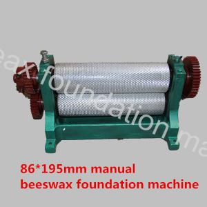China Electric beeswax foundation sheet mold for beekeeping machine on sale
