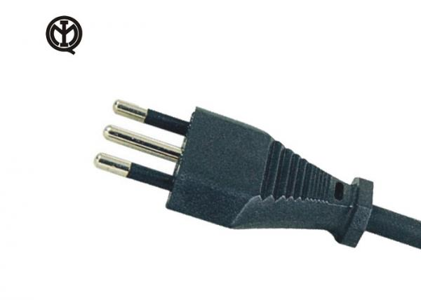 IMQ Approval Italy Coffee Pot Power Cord , Small Appliance