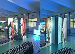 China MBI5024 Full Color LED Display , 2 Sided Led Outdoor Signs 110V - 240V on sale