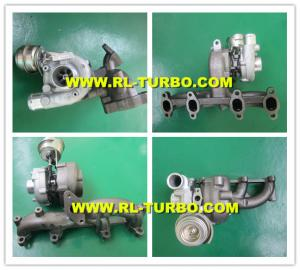 China Turbo GT1749V 713672-0001,713672-5005S,713672-0002,768329-0001,038253019C for Audi A3 on sale