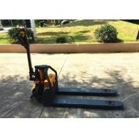Lithium Battery Operated Electric Pallet Truck Charging Time 3 Hours
