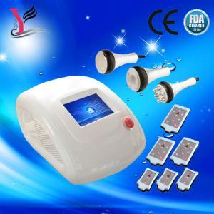 China laser lipolysis vacuum ultrasonic cavitation slimming machine YLZ-9986 on sale