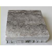 China Marble Veneer Honeycomb Composite Panels Architectural Canopy Ceiling on sale