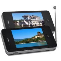 Unlocked F073 Quad band Dual SIM Phone with TV WIFI GPS , 2GB memory card