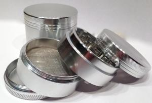 China Top selling herb spice grinder/chromium crusher herb grinder/novelty herb grinder on sale