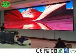 1/16 Large SMD3528 Indoor Full Color LED Display Rental P3 With Mbi , Epistar Chip