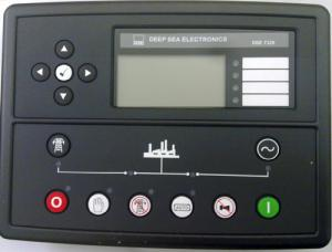 China Deep Sea 7320 Controller With PIN Protection, control panel,control system,black, LED on sale