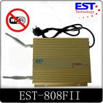 China 30dBm Wifi / Blue Tooth / Wireless Video Jammer EST-808FII With 2 Antenna wholesale