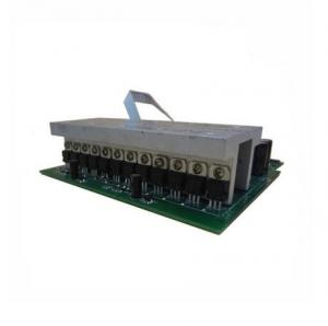 China Solar Inverter Board / Inverter PCB Assy FR4 1.6MM Green Mask With RoHS on sale