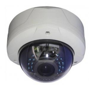China poe metal 2mp 1080P/25fps security dome ip camera zoom 2.8-12mm  network cctv camera on sale