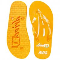 df8d83610 China customed eva die cut and embossed slipper printed Womens Flip flop  thongs slipers manufacturers on .