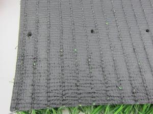 China Tennis Court 50mm Football Artificial Grass with 10000 Dtex Monofilament Yarn on sale