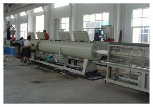 China 160mm PVC pipe extrusion machinery/pvc pipe production line/pvc pipe machine on sale
