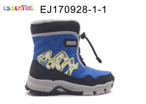 China Flexible Nylon Shaft Outdoor Snow Boots , Toddler Winter Boots Shock Absorbing Midsole on sale