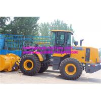 XCMG Shangchai Engine 5 Tons 3.0 M3 2900 Wheelbase Wheel Loader LW500F